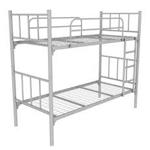 Кровати металлические, постельные принадлежности для рабочих
