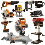 Механизированные инструменты